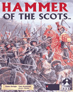Hammer of the Scots box cover