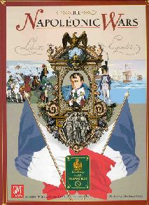 Napoleonic Wars box cover